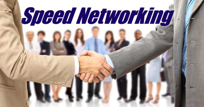 speed networking graphic